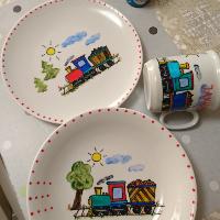 Dětský porcelánový set