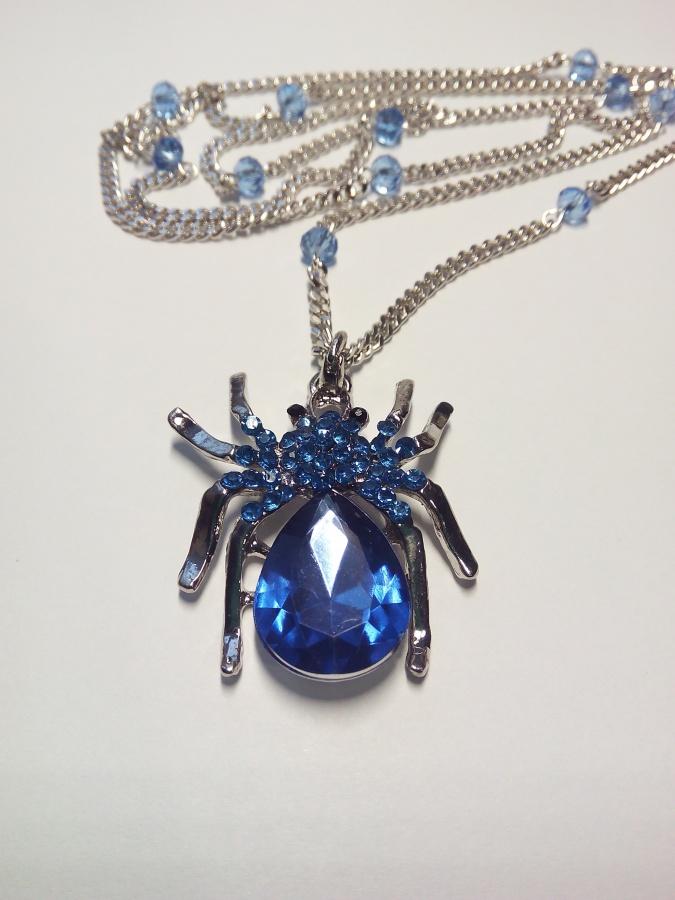 Modrý pavouk
