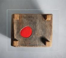 Konferenční stůl Redsplotch