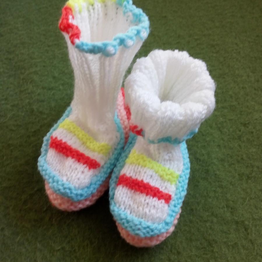 ponožky pro miminko