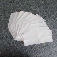 Nanofiltry do roušek (MELTBLOWN) 10 ks