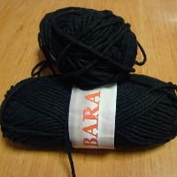 Bára černá