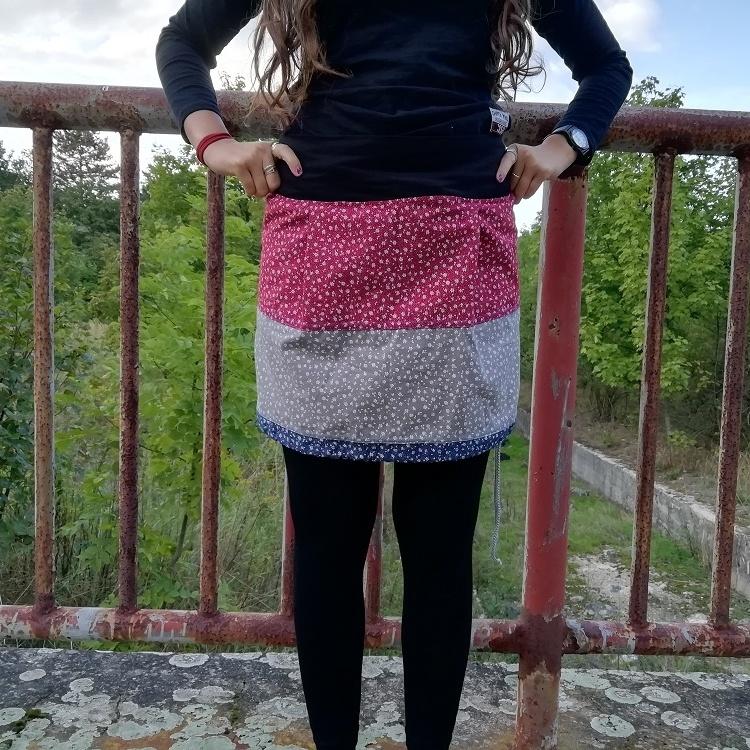 Šitá sukně
