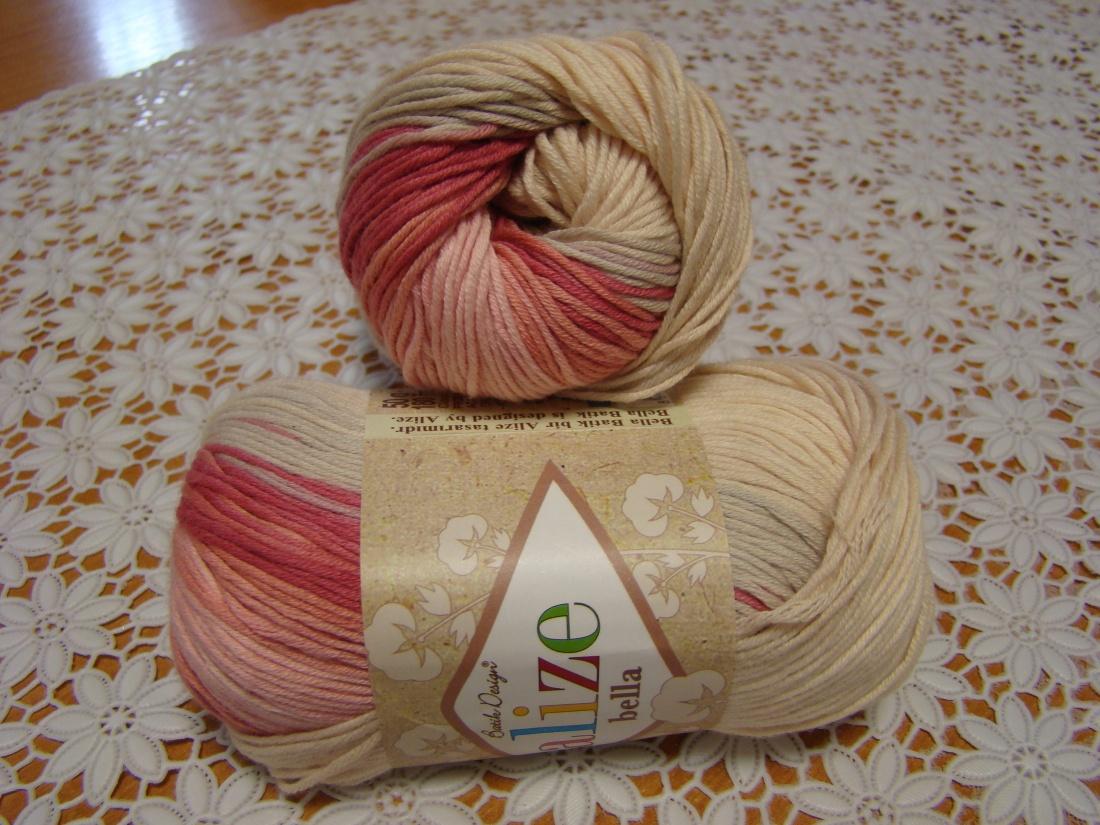 Alize BELLA batik 5512