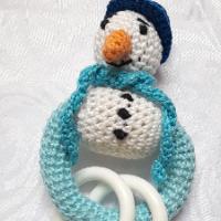 Štěrkátko  sněhulák