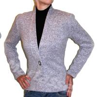 Kabátek hřejivý na knoflík (nové barvy)