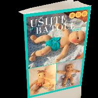 Ušijte si batole sami (holčičku nebo klučíka). Střih PDF