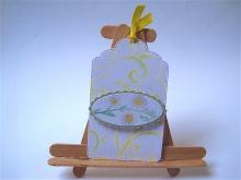 Jarní dárkové kartičky