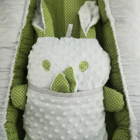 pyžamožrout jako mazlíček, 3v1