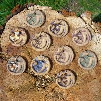 amulety - 2 varianty