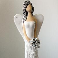 Anděl 36 cm - Romance