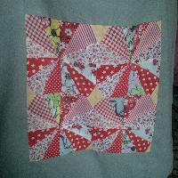 Taška patchwork