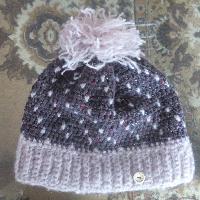 Fialková čapka