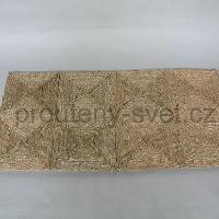 Podlahová rohož kostky 90x210